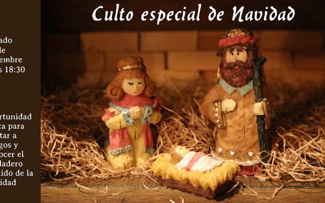 Culto Especial de Navidad 2018